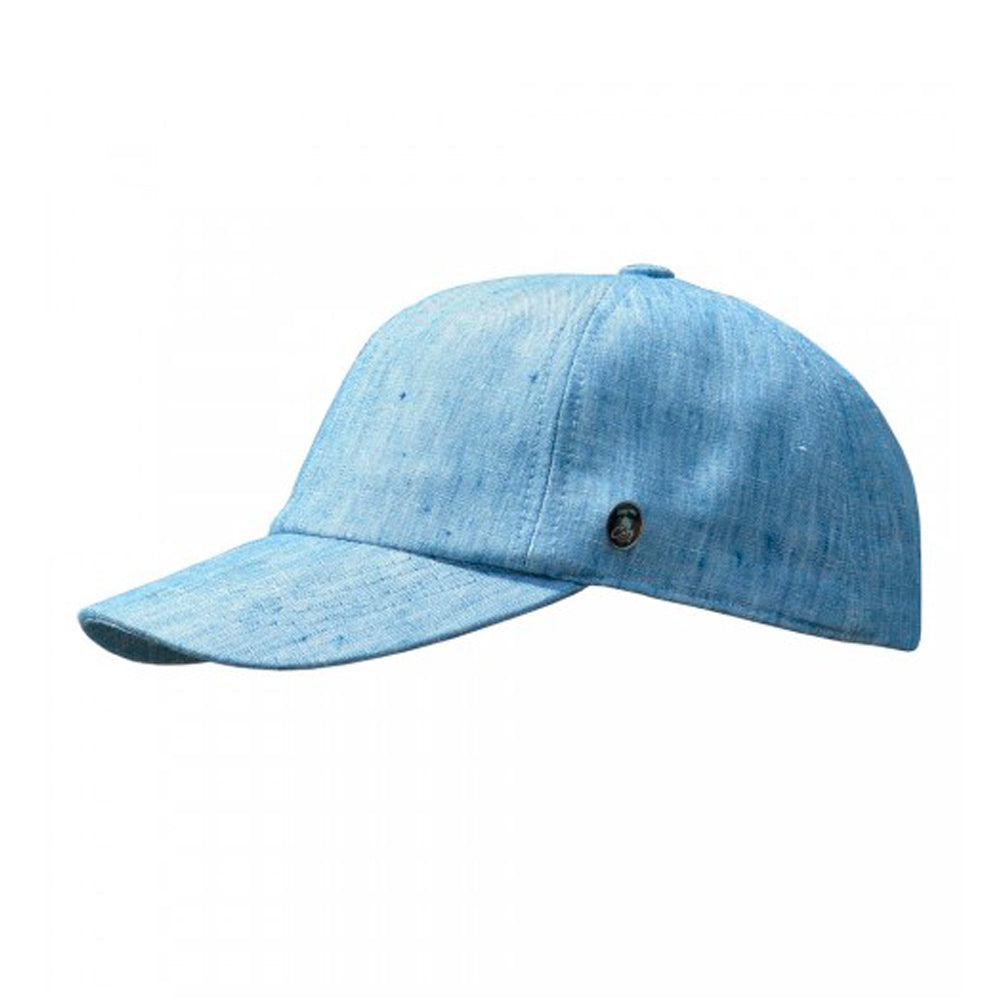 City Sport Dad Cap Adjustable 7029 3111 Blue Denim Blå