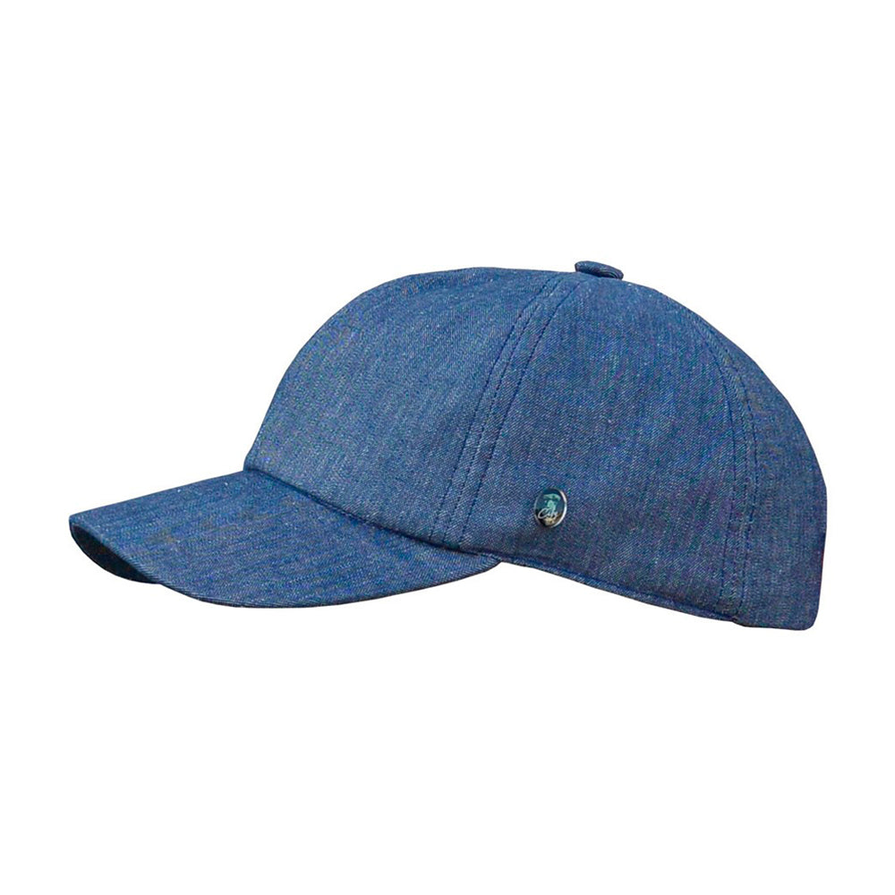 City Sport Dad Cap S7029 3368 Adjustable Navy Blå