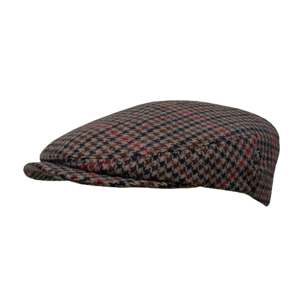 City Sport Sixpence M17 3070 Flat Caps Brown Brun