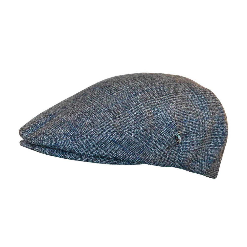 City Sport Sixpence M9 2855 Flat Caps Grey Grå