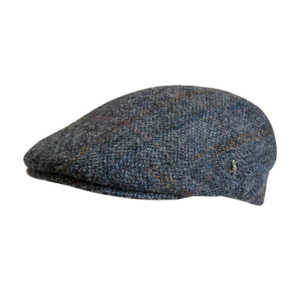 City Sport Sixpence M9 3059 Flat Caps Dark Grey Mørkegrå