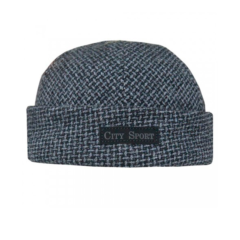 City Sport Round Hat 7045 3026 Grey Grå