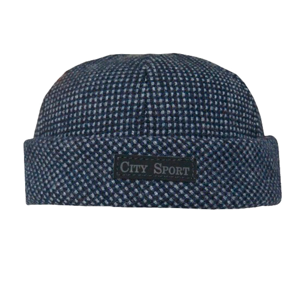 City Sport Round Hat 3029 Navy Blå