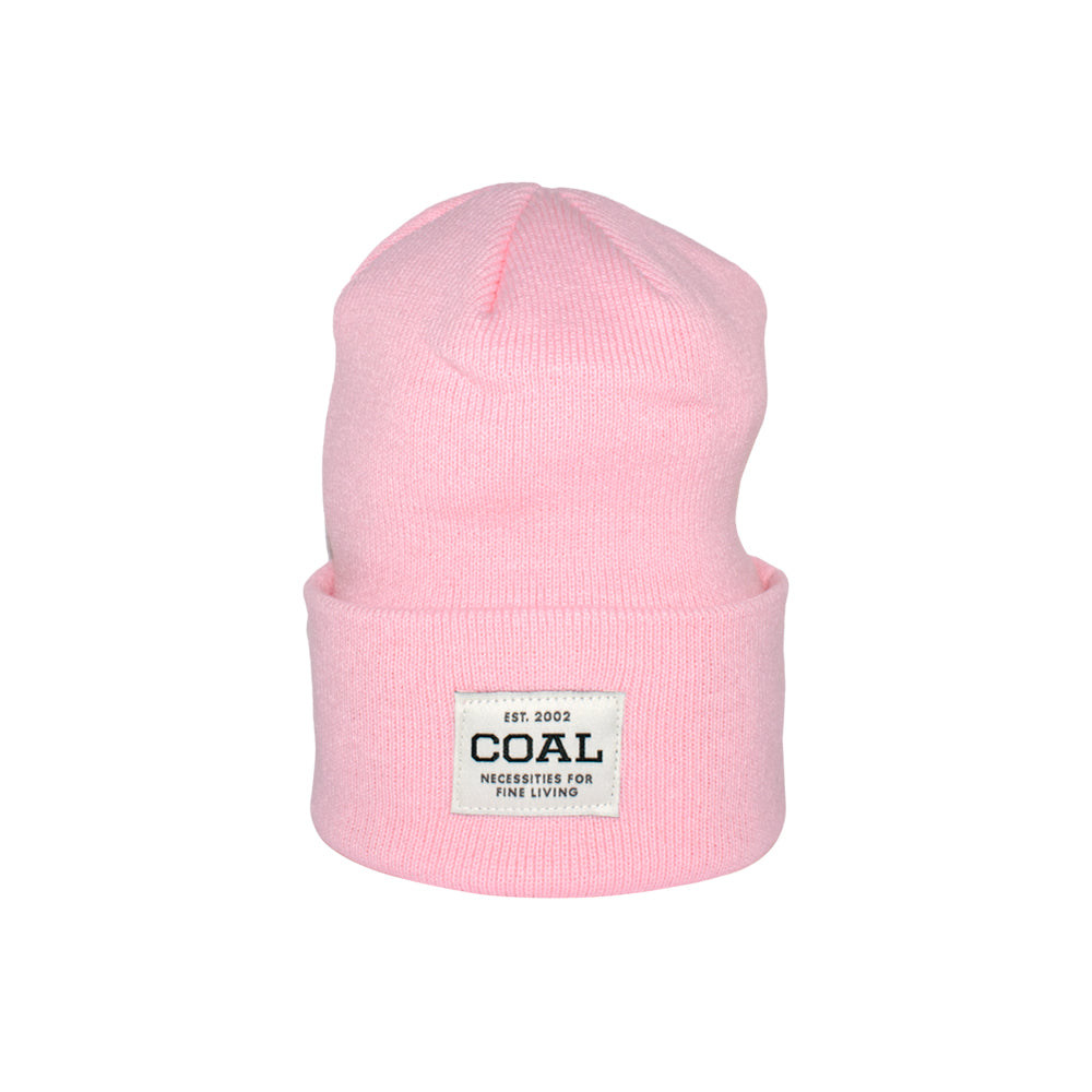 Caol The Uniform Fold Up Beanie Pink Lyserød