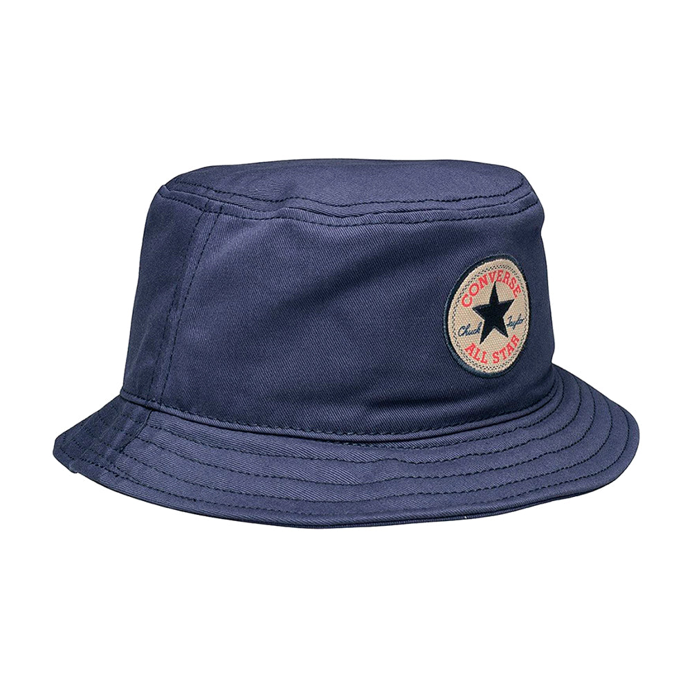 Converse All Star Core Patch Bucket Hat Navy Blå