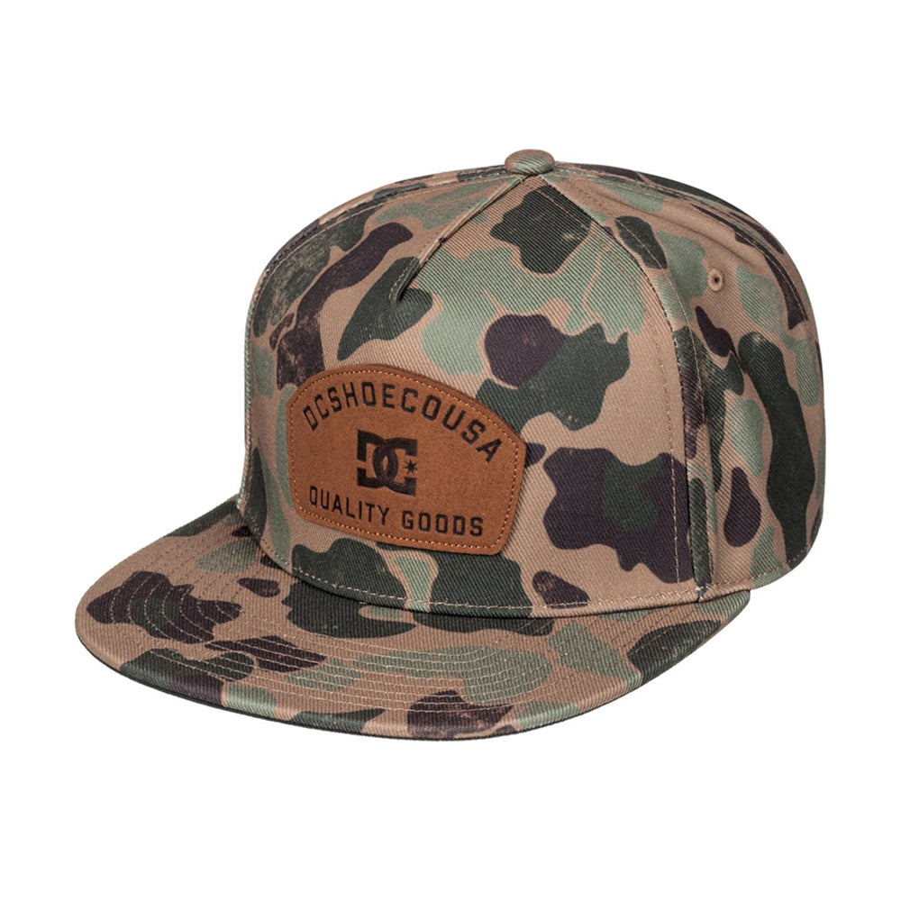 DC Betterman Camo Snapback