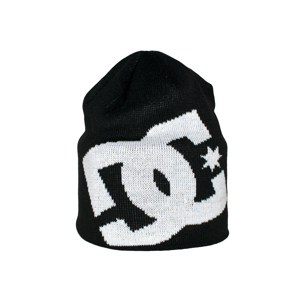 DC Big Star Headwear Beanie Black Sort