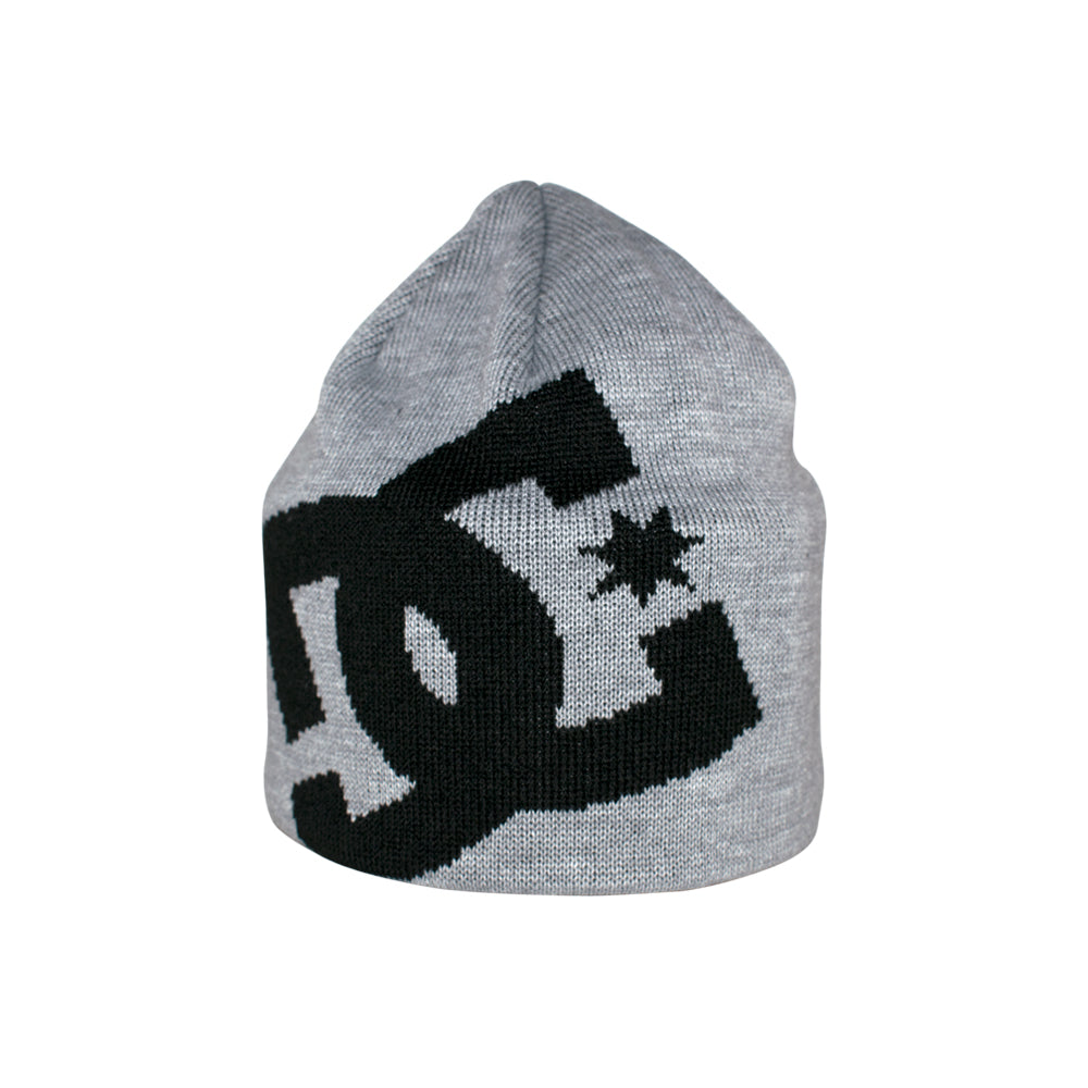DC Big Star Headwear Beanie Grey Grå