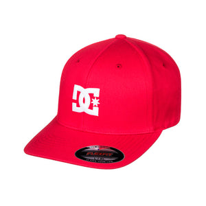 DC Cap Star 2 Flexfit Red Rød