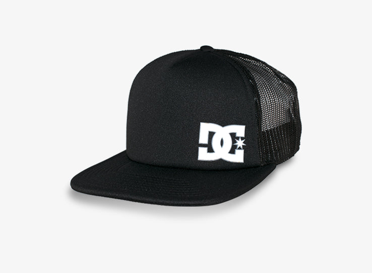 DC Madglads Snapback Trucker Cap Black Sort