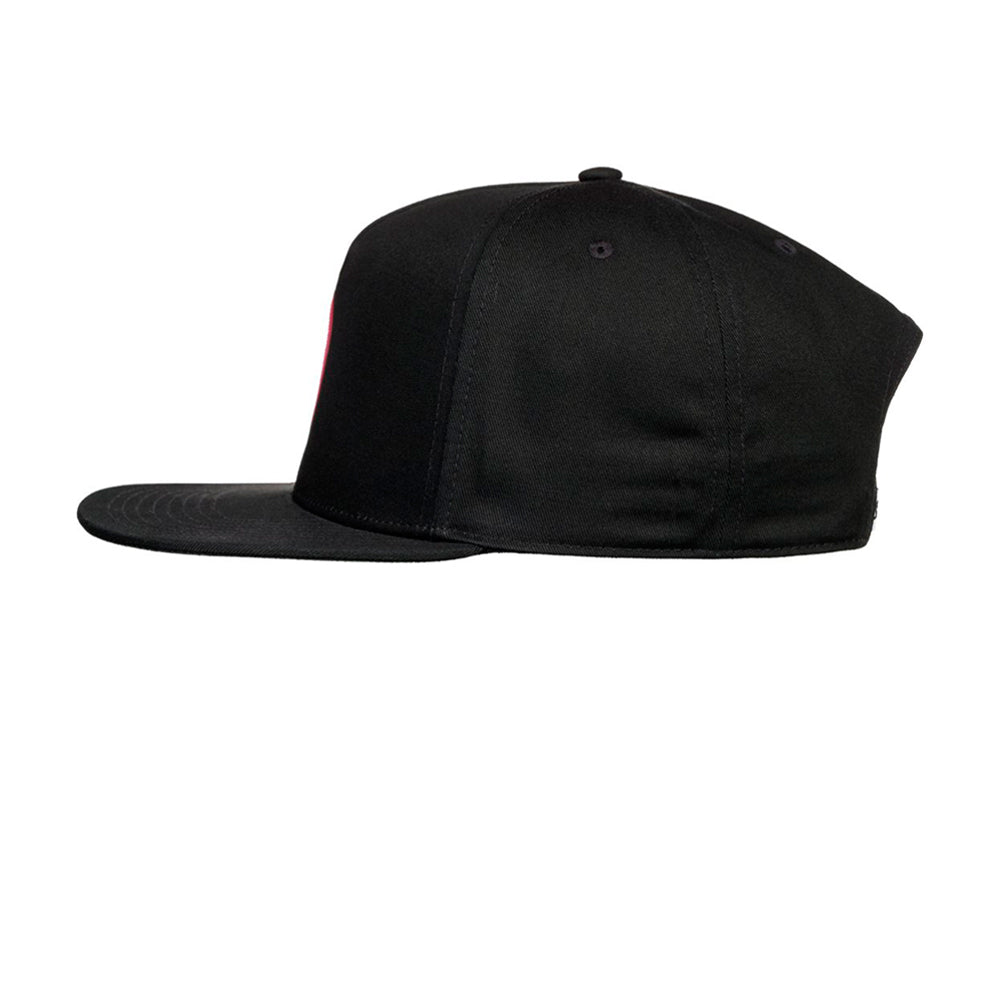 DC Reynotts Snapback Black Sort