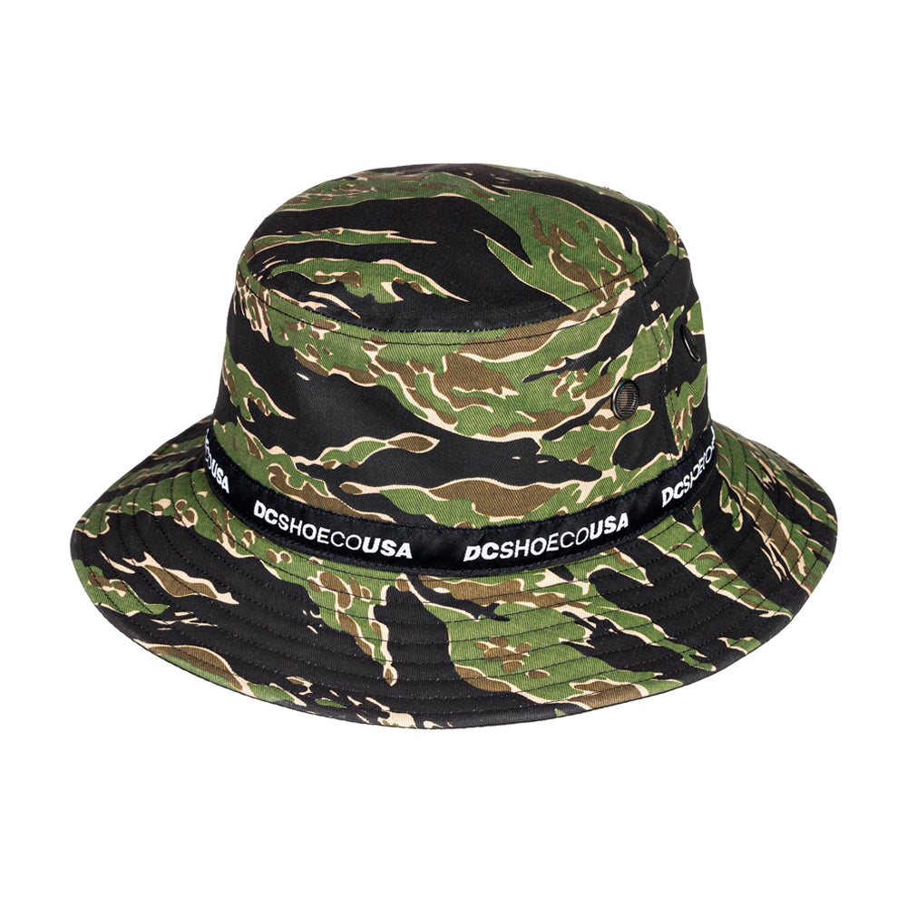 DC Scratcher Bucket Hat Camo