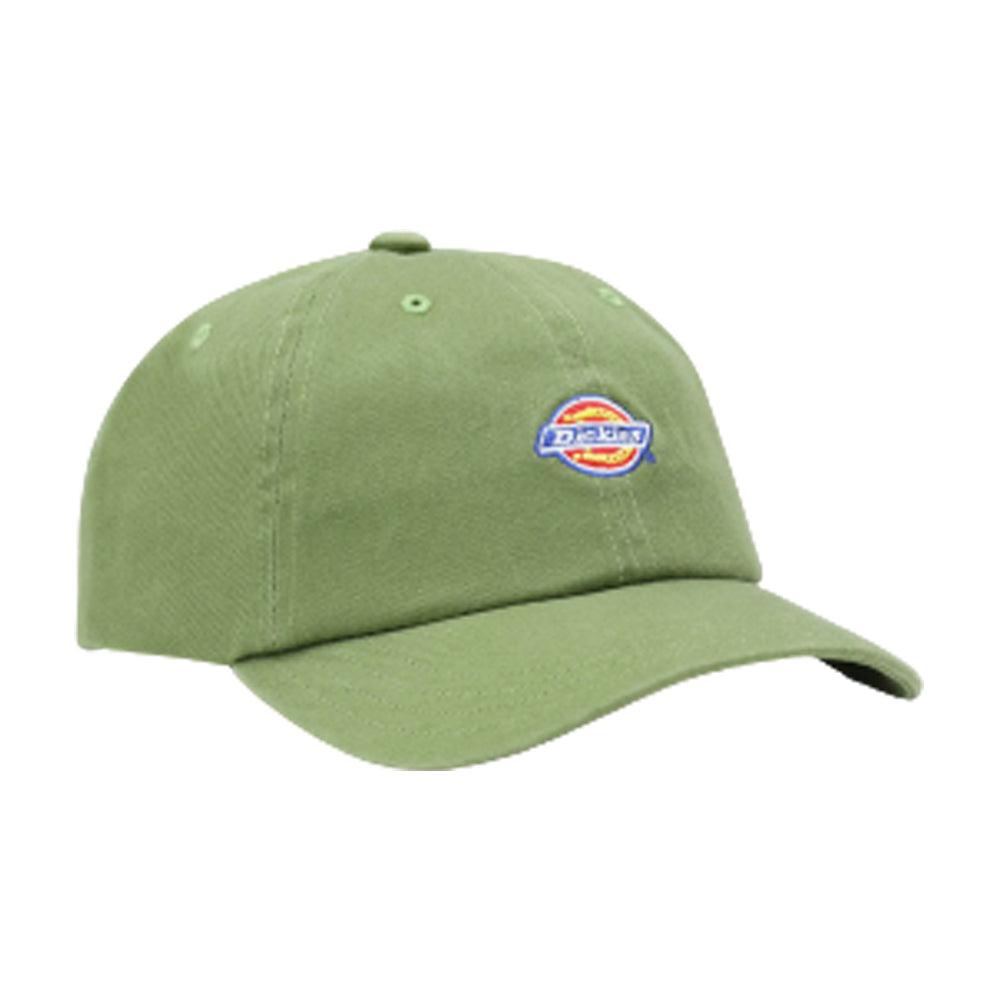 Dickies Hardwick Snapback 6 Panel Army Green Grøn