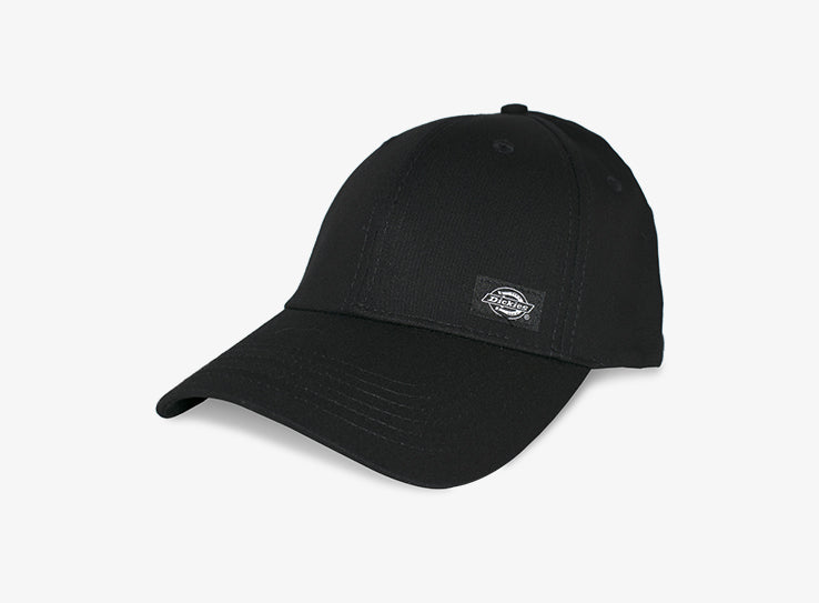 Dickies Morrilton Black Flexfit Cap