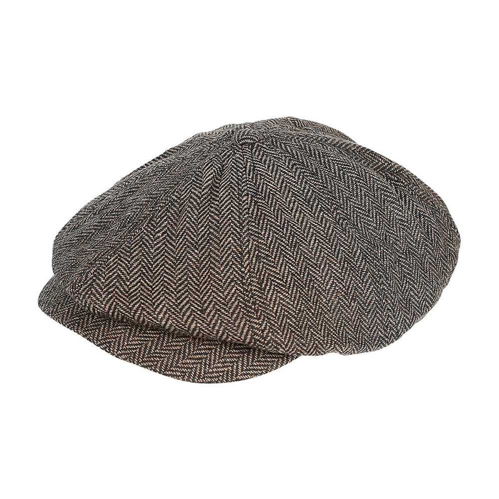 Dickies Tucson Brown Flat Cap