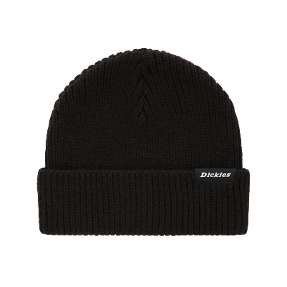 Dickies Woodworth Beanie Black Sort