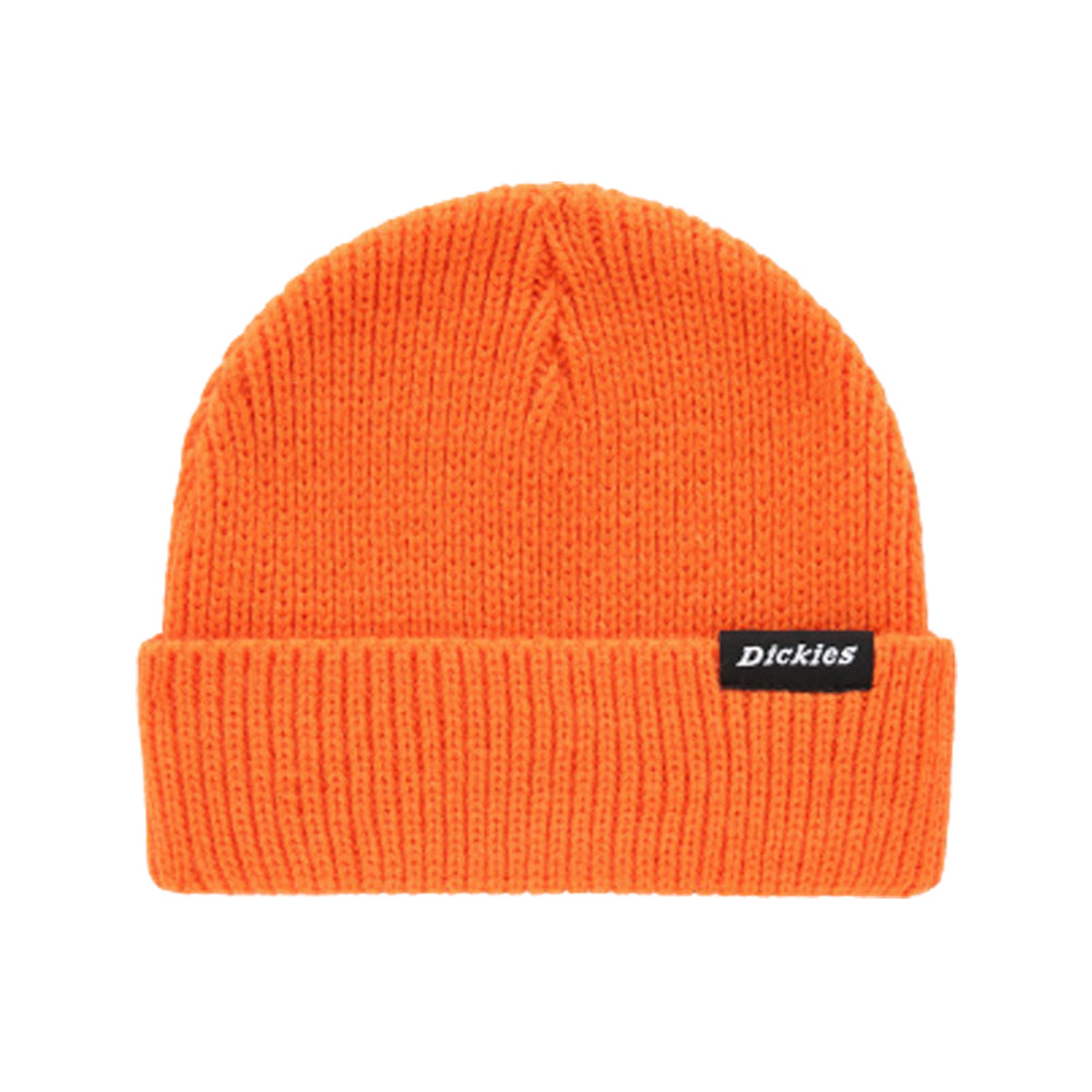 Dickies Woodworth Beanie Bright Orange