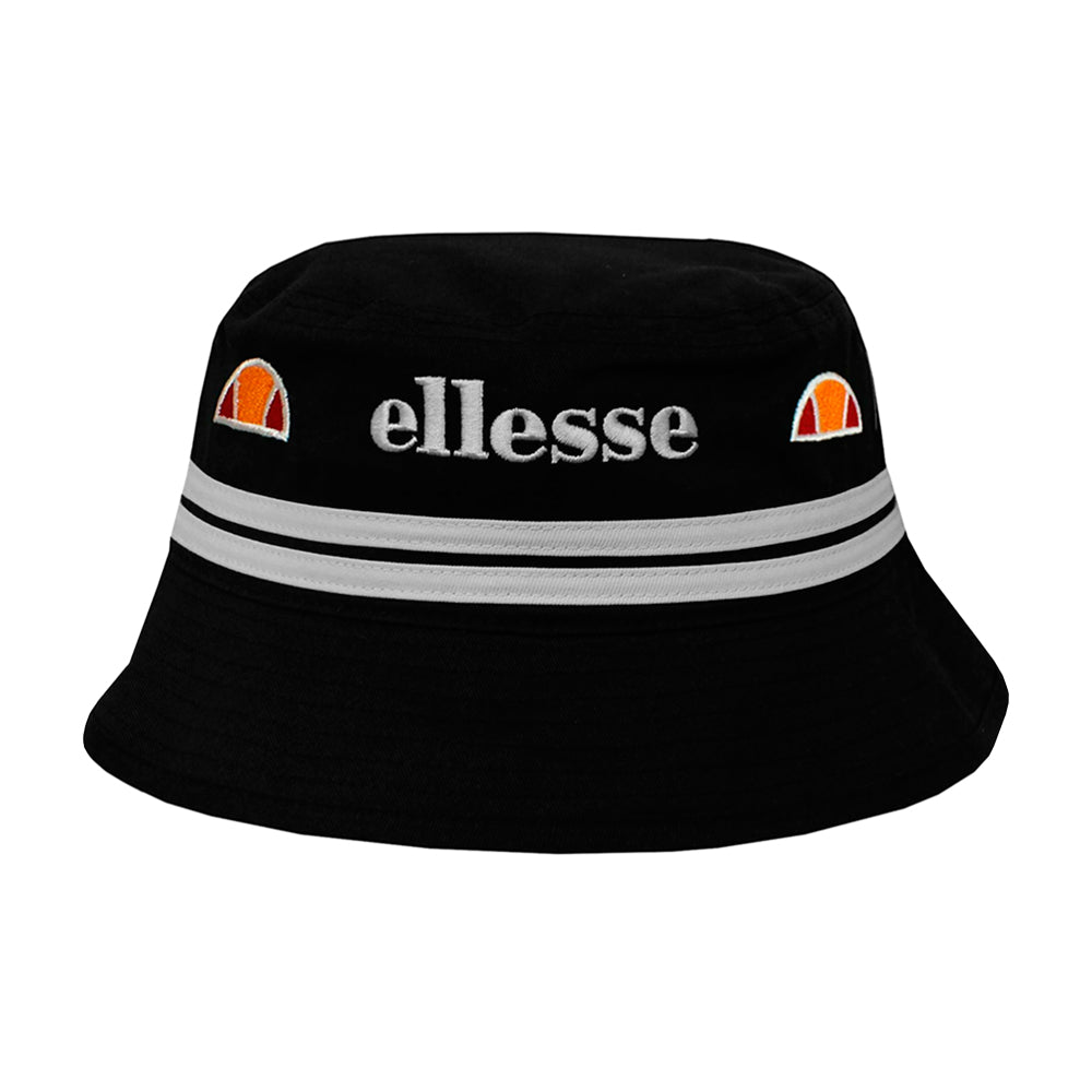 Ellesse Lorenzo Bucket Hat Black Sort