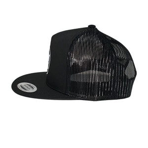 Famous Stars and Straps Fuckin' Famous Trucker Snapback Black Sort
