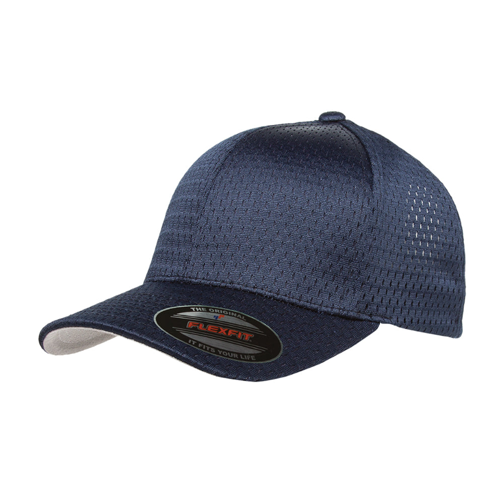 Flexfit Baseball Athletic Flexfit 6777 Navy Blå