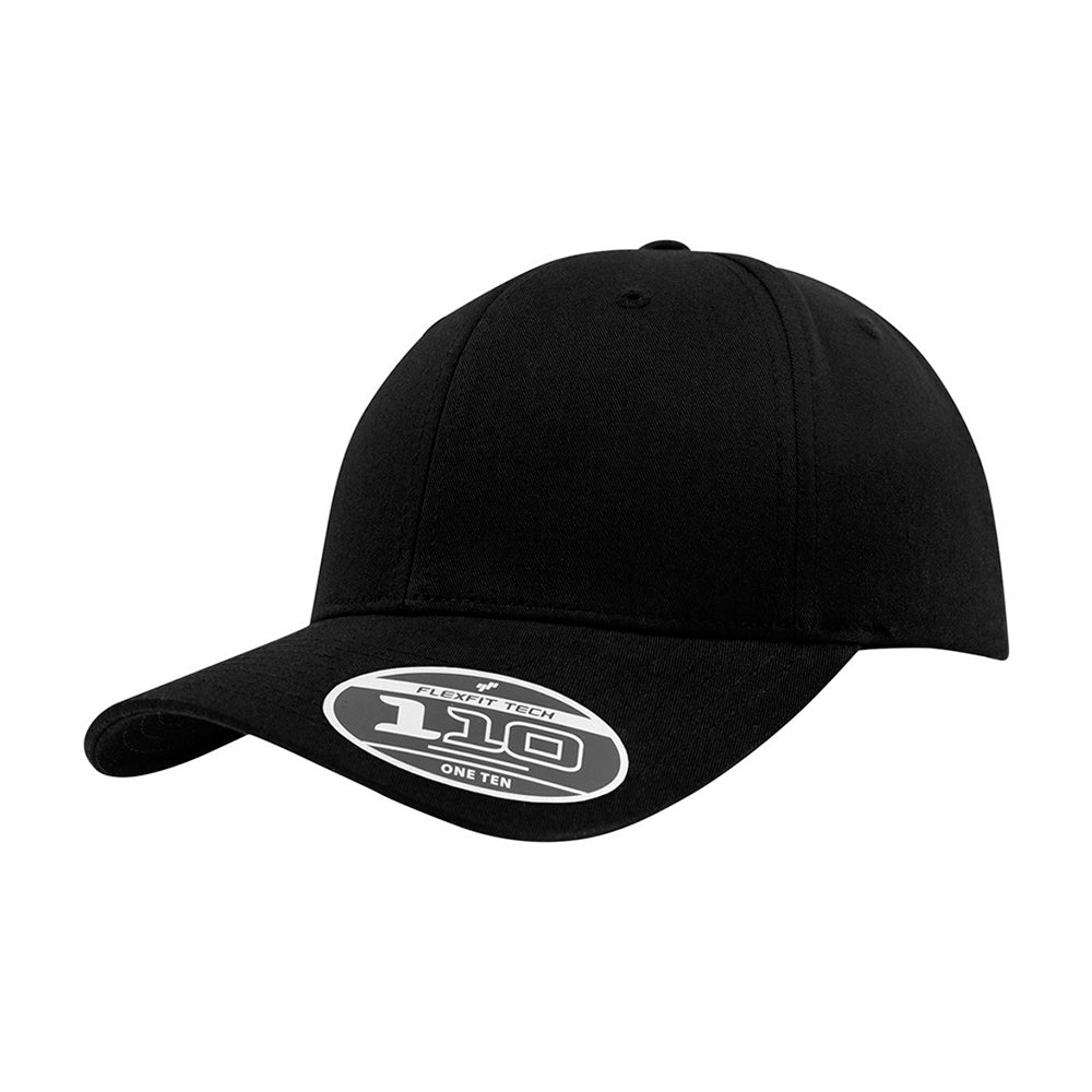 Flexfit Baseball One Ten Snapback 7706FF Black Sort