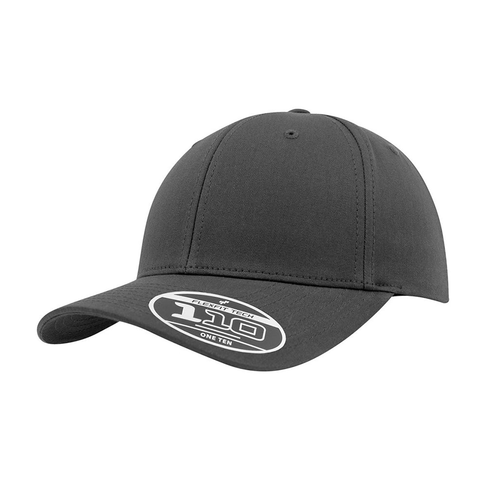 Flexfit Baseball One Ten Snapback 7706FF Dark Grey Mørkegrå