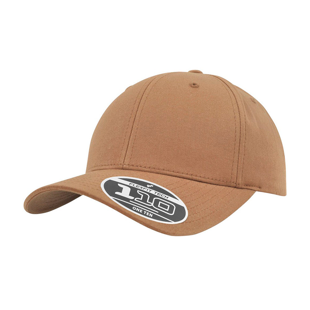 Flexfit Baseball One Ten Snapback 7706FF Khaki Beige Brun