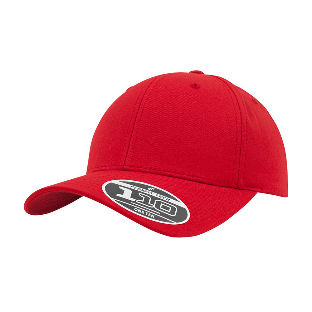 Flexfit Baseball One Ten Snapback 7706FF Red Rød