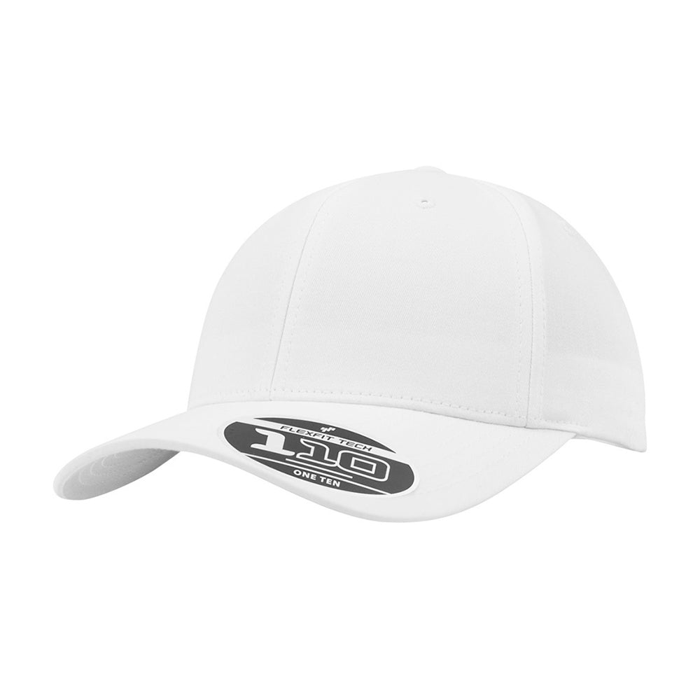 Flexfit Baseball One Ten Snapback 7706FF White Hvid