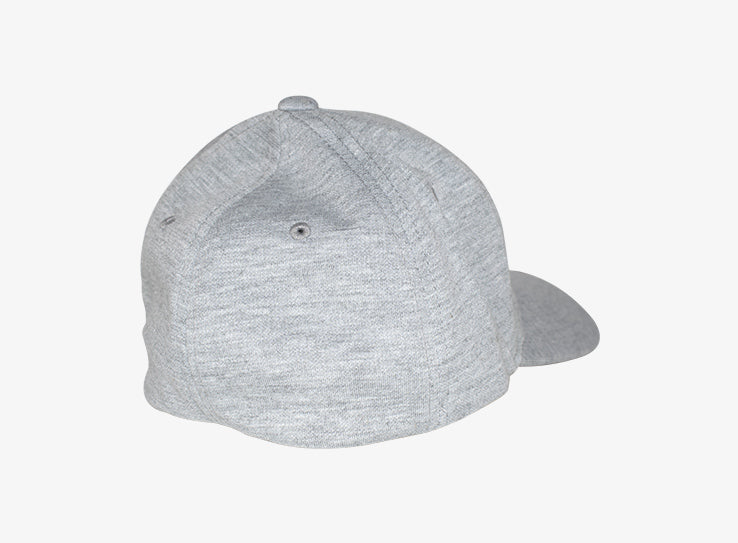 Flexfit Baseball Original Flexfit 6277 Heather Grey Grå