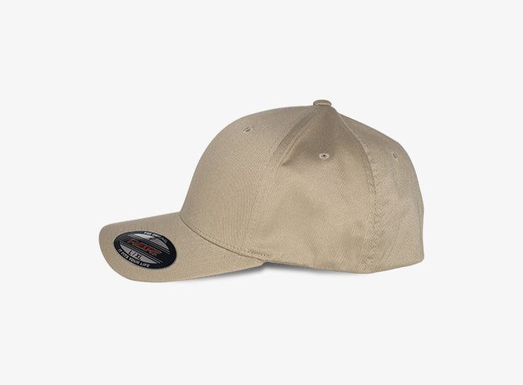 Flexfit Baseball Original Flexfit 6277 Khaki Beige