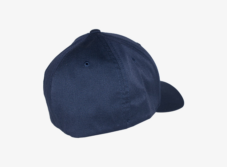Flexfit Baseball Original Flexfit 6277 Navy Blå