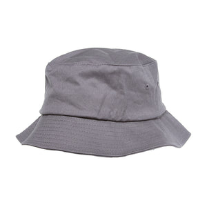 Flexfit Hat Bucket Hat Grå