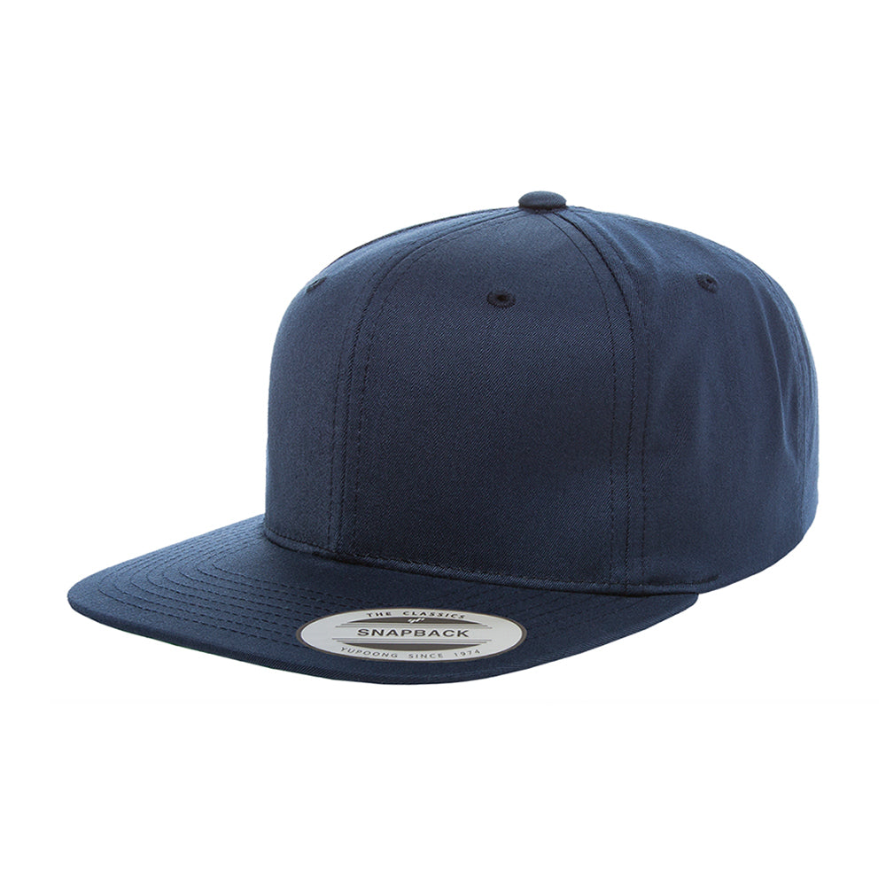 Flexfit Yupoong 2-6 Years Snapback 6308 Navy Blå