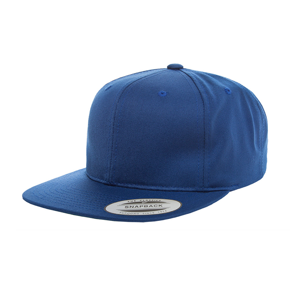 Flexfit Yupoong 2-6 Years Snapback 6308 Royal Blue Blå