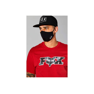 Fox Face Mask Black Sort 28763-001