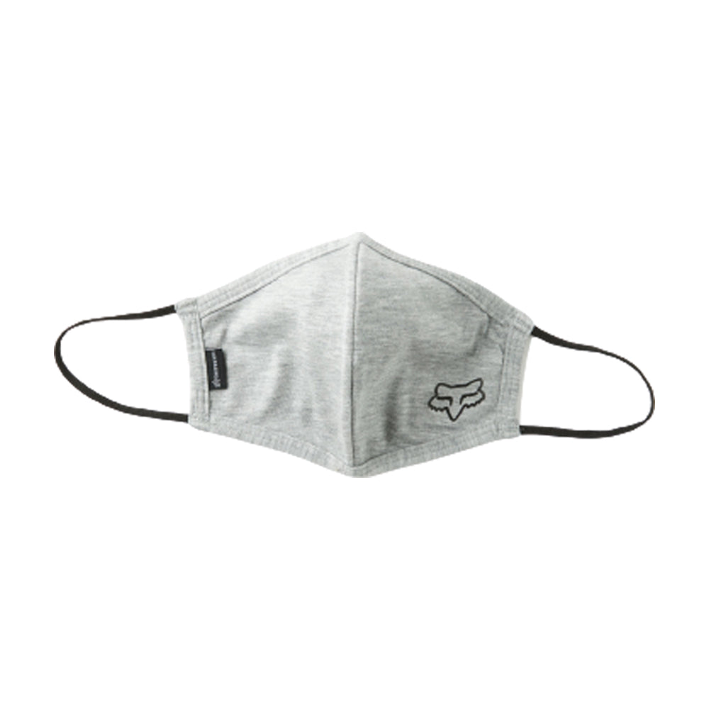 Fox Face Mask Heather Grey Grå 28763-040