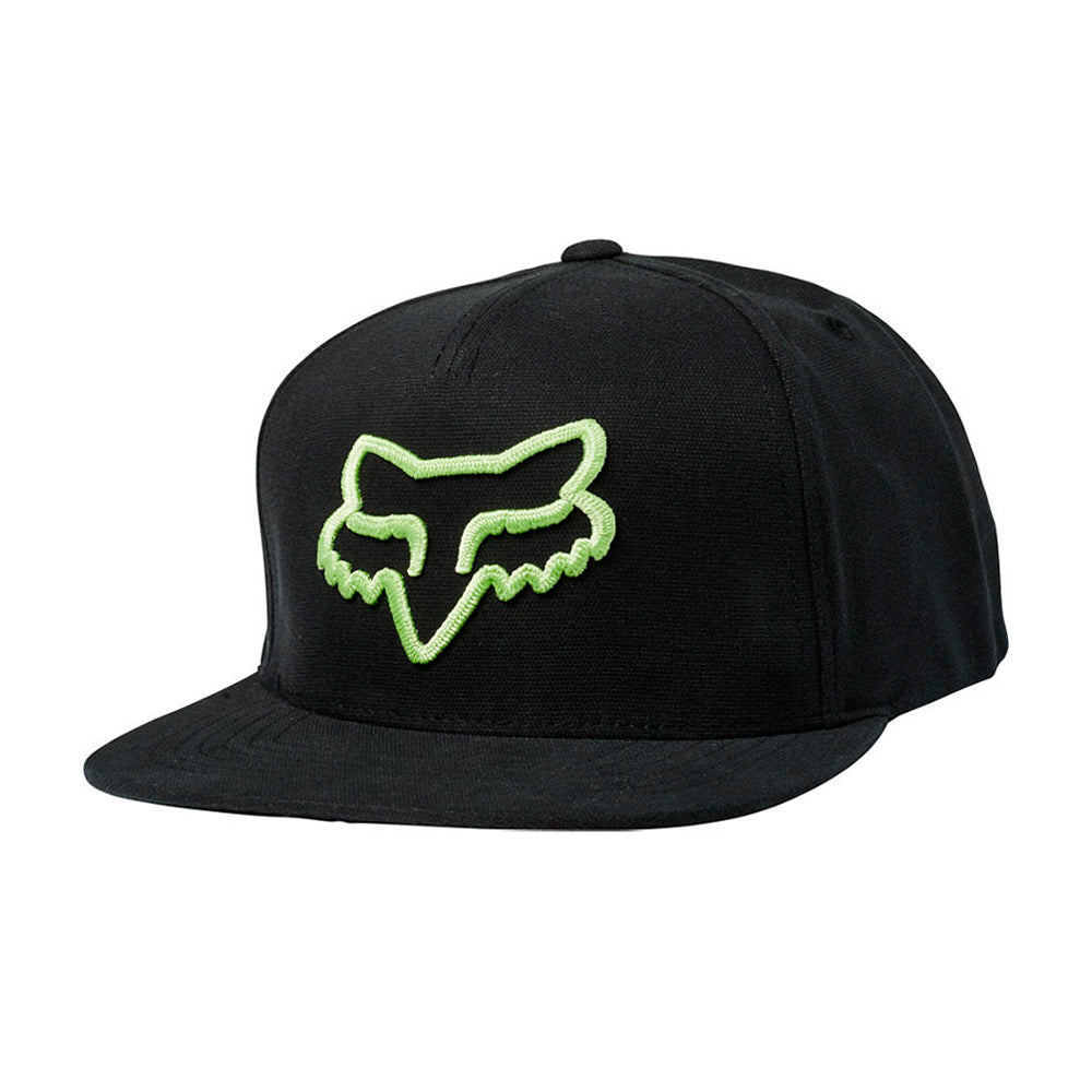 Fox Instill Snapback Black Green Sort Grøn