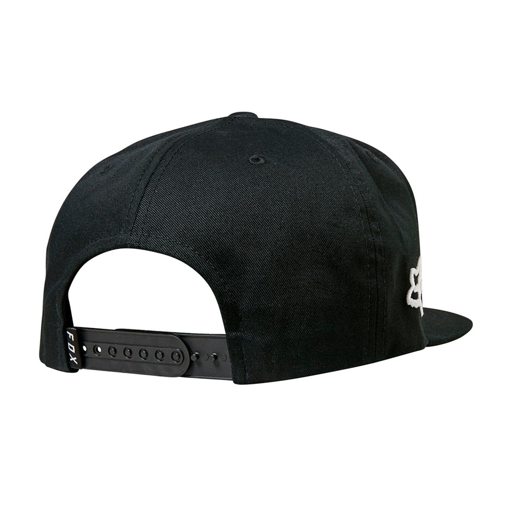Fox 26045-527 Pro Circuit Monster Snapback Black Sort