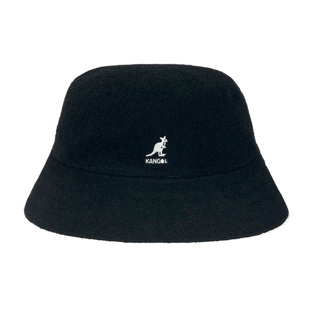 Kangol Bermuda  K3050ST Bucket Hat Black Sort