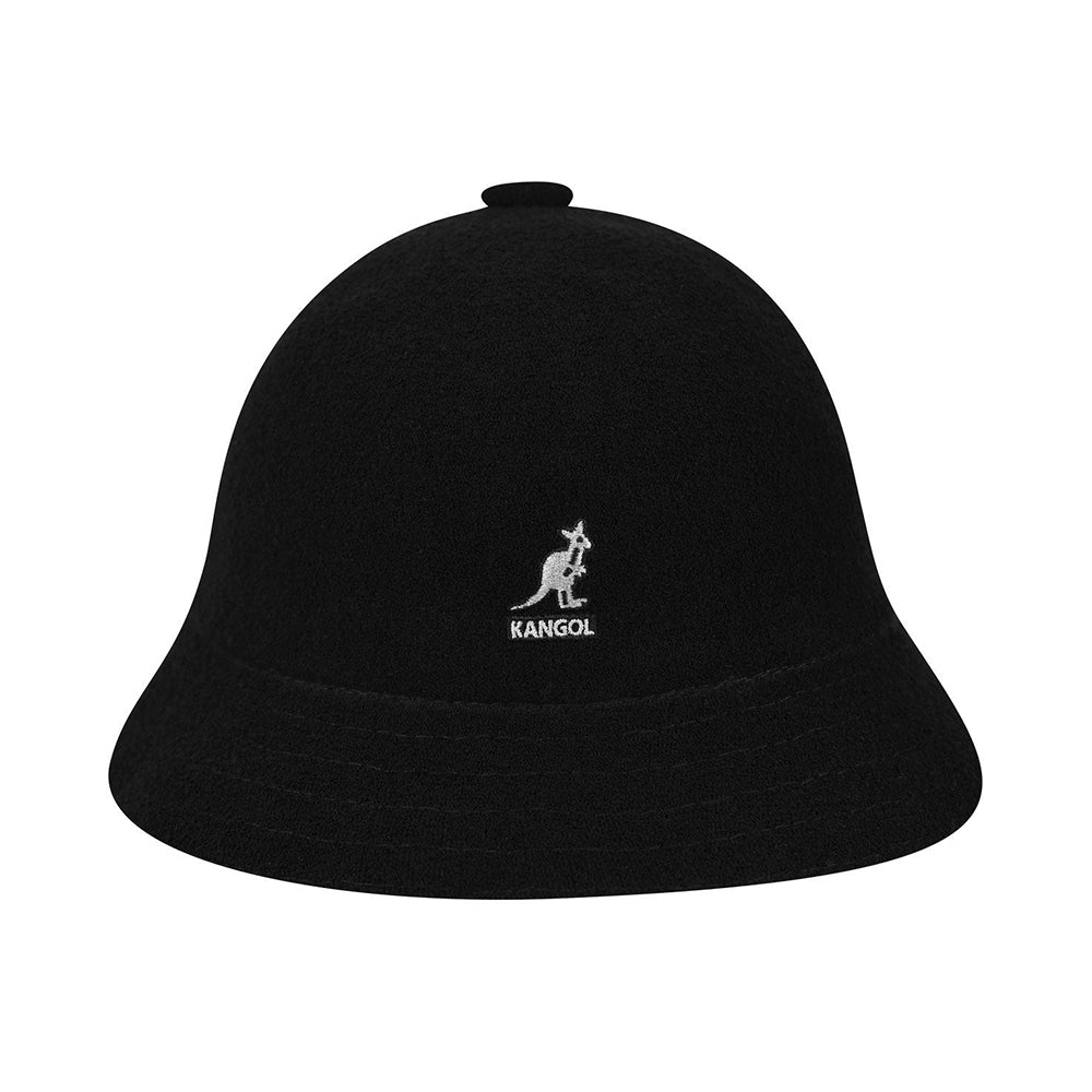 Kangol Bermuda Casual Bucket Hat Black Sort