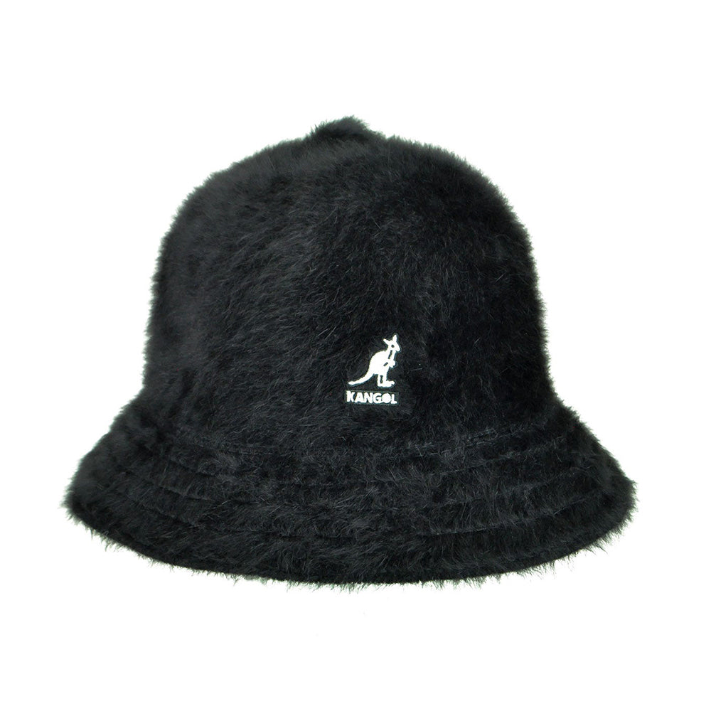 Kangol Furgora Casual Bucket Hat Black Sort