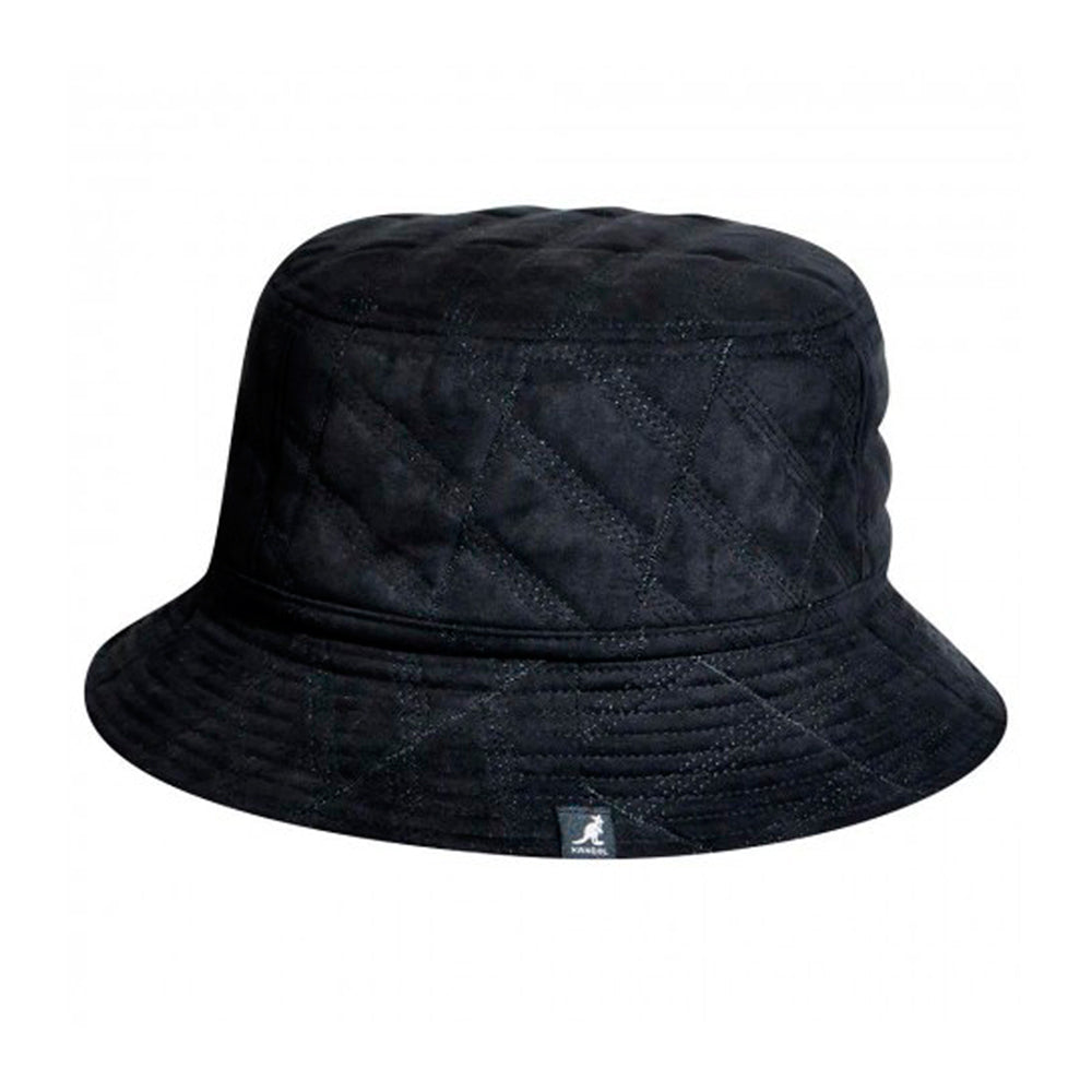 Kangol K4028 Winter Bucket Hat Bølle Hat Black Sort