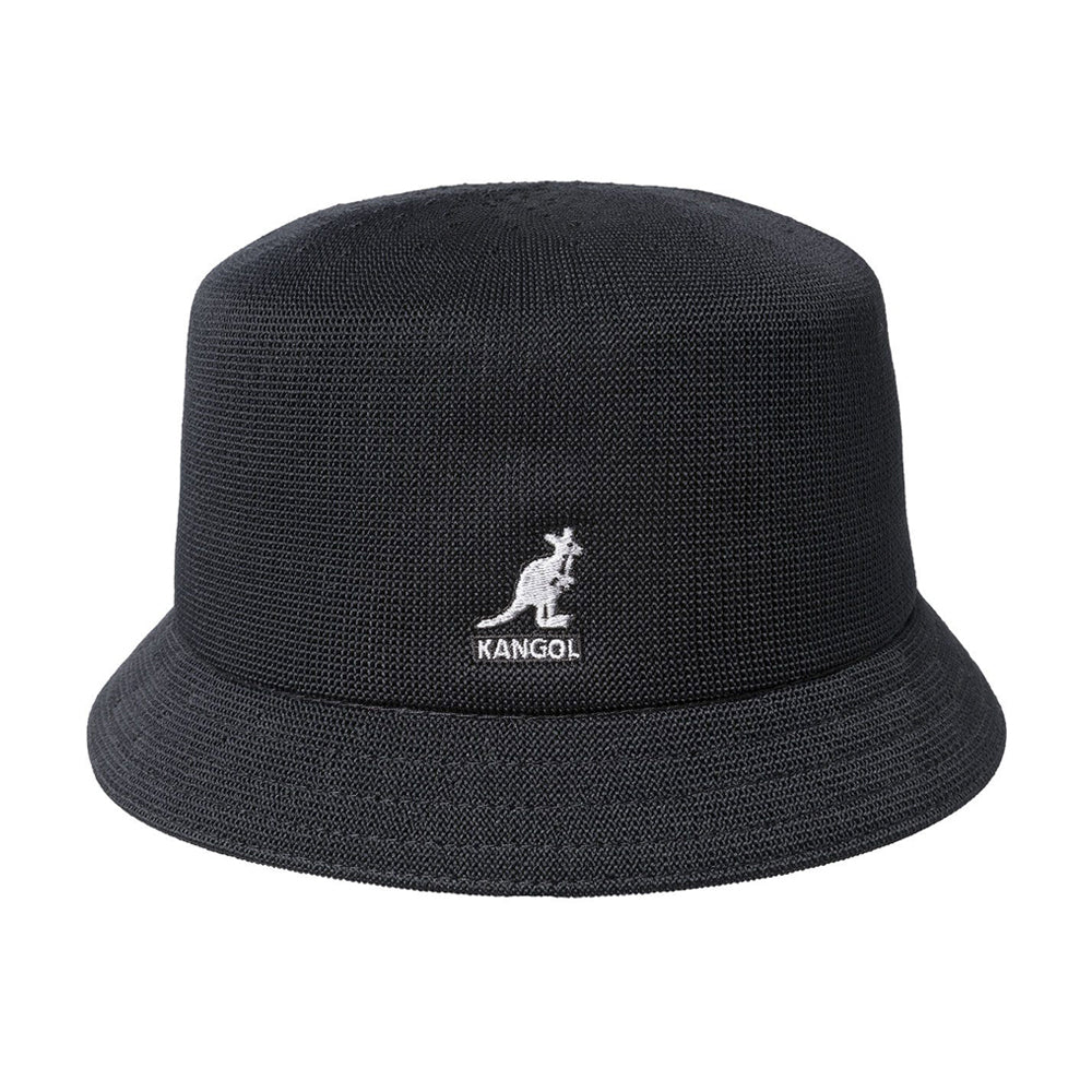 Kangol Tropic Bin Bucket Hat Black Sort