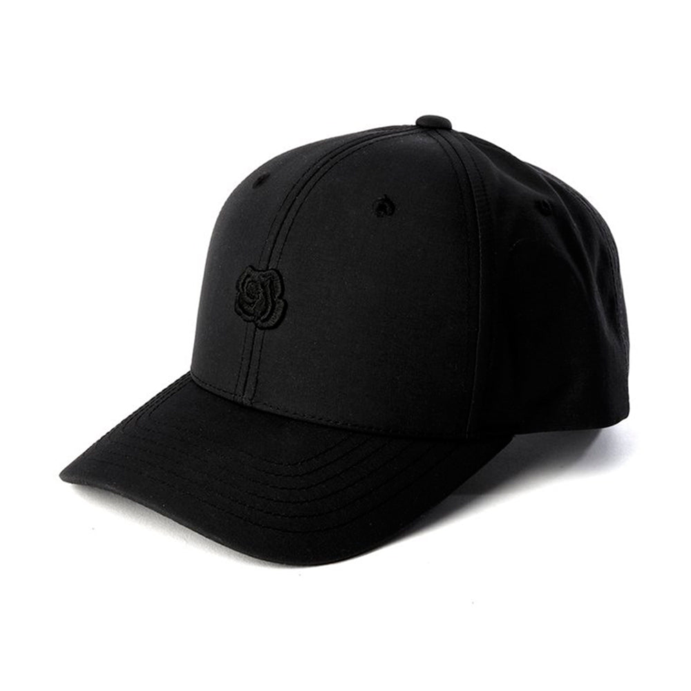 La Rosa Rose Snapback Black Sort
