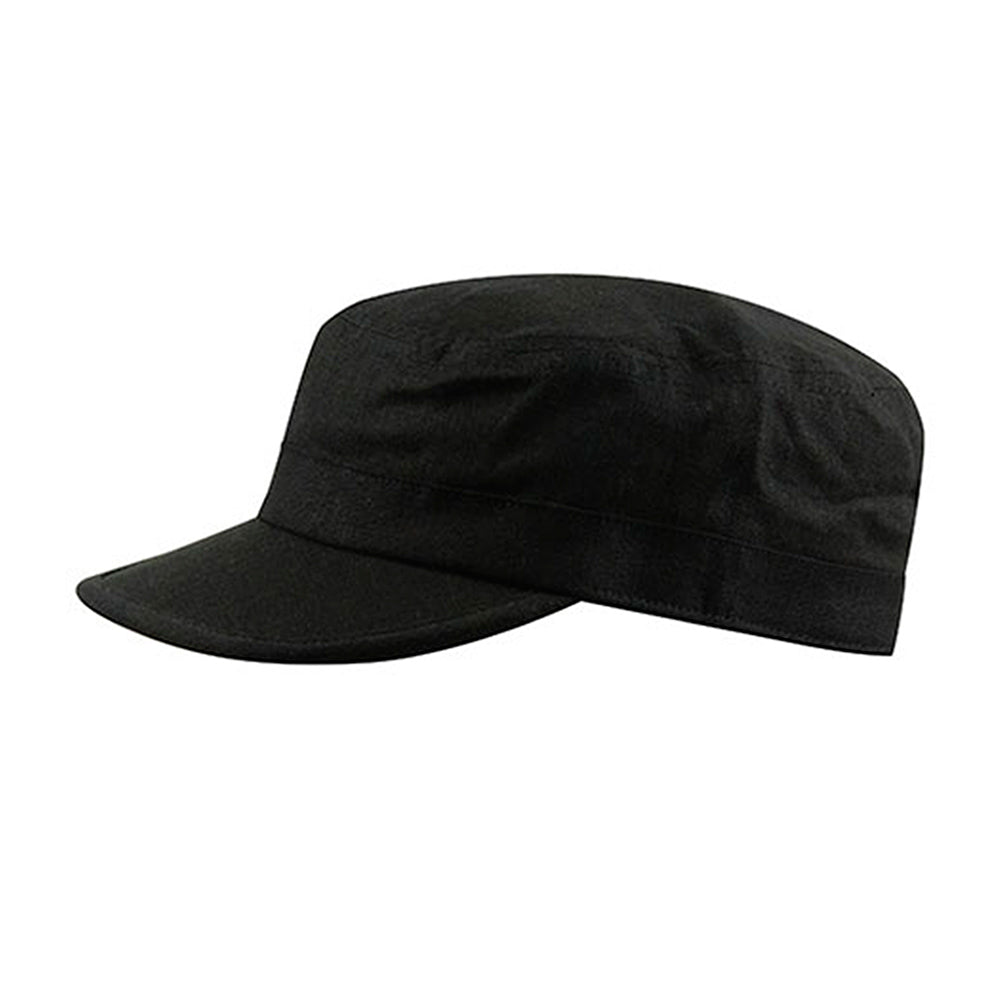 MJM Hats Cuba Flexfit Flexfitstyle Black Sort
