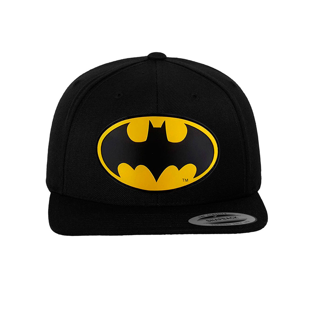 Mister Tee Batman Snapback Black Sort
