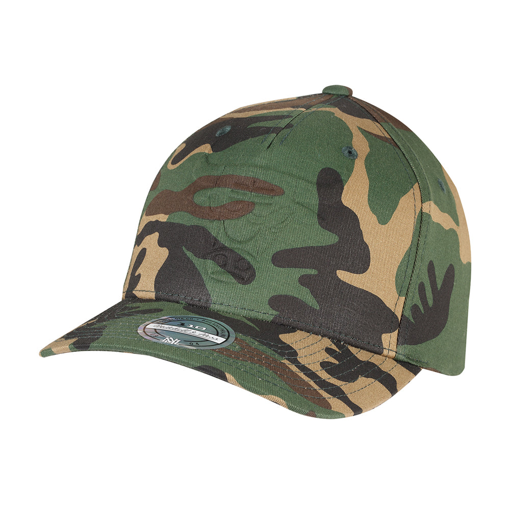 Mitchell & Ness Chicago Bulls Team Logo Low Pro Snapback Camo Camouflage