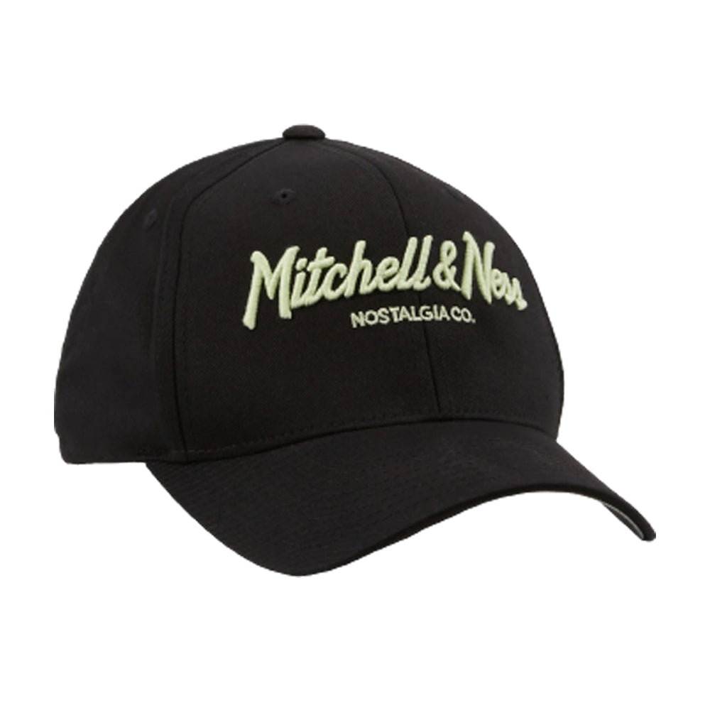 Mitchell & Ness Own Brand Snapback Black Mint Sort Grøn MN-BRA-INTL622