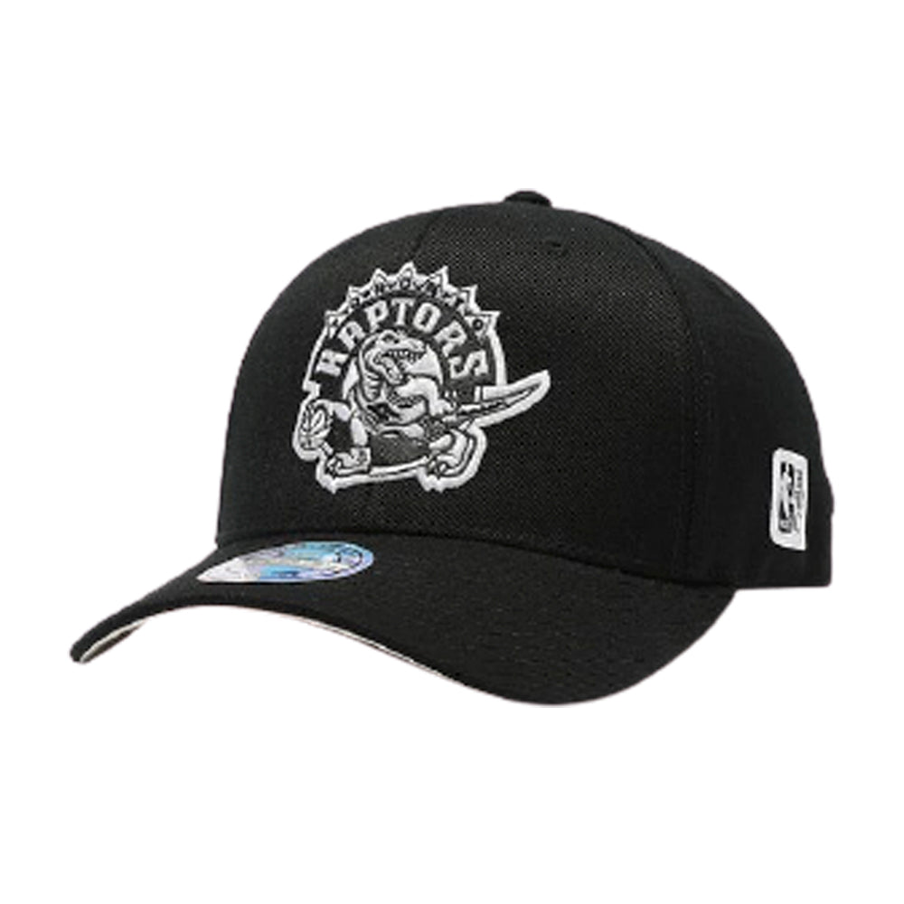 Mitchell & Ness Toronto Raptors Outline Snapback Black Sort MN-HWC-INTL600